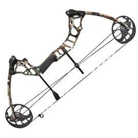 "Mathews Mission Hammr RH Combound Bow Includes 3 Pin Sight & Rest, 16-70 lb, 17-29"" Realtree Original Camo"