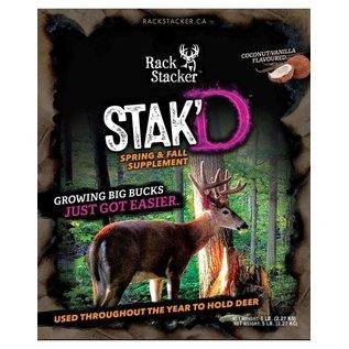 Rack Stacker Rack Stacker Stak'd Attractant 5lb