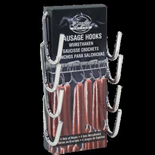 Bradley Bradley Smoker Sausage Hooks 4Pk