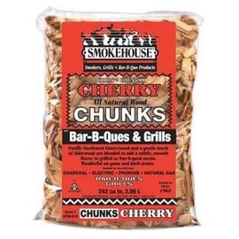 Smokehouse Smokehouse Wood Chunks 1.75 Lb Bag Cherry