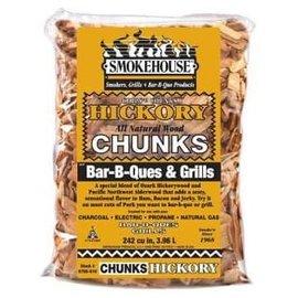 Smokehouse Smokehouse  Wood Chunks 1.75 Lb Bag Hickory Wood