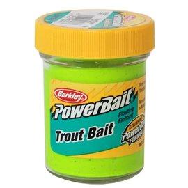 Berkley PowerBait Trout Bait Chartreuse 1.75oz