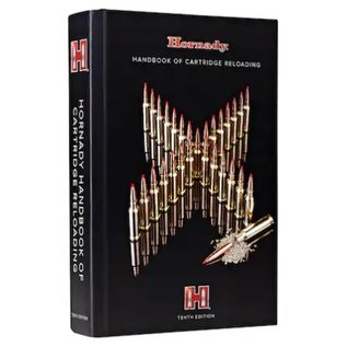 Hornady Hornady Handbook of Cartridge Reloading 10th Edition