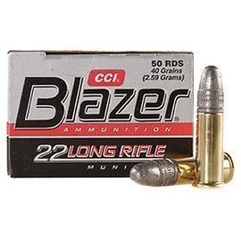 CCI CCI Blazer 22 LR 40 gr LRN, 500 rnds