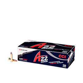 CCI CCI A22 Magnum GamePoint 22 Win Mag 35 gr 200 rnds