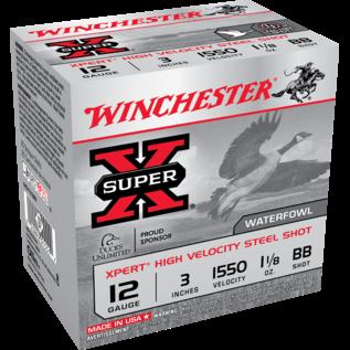 Winchester 12 ga Steel  -  Winchester Super-X  Ammo