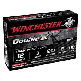 Winchester 12 ga Lead  -  Winchester Buckshot