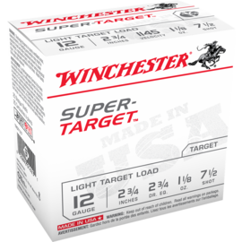 "Winchester 12 ga Lead  -  Winchester Target 2.75"", #7.5"