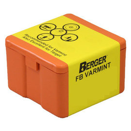Berger Berger FB Varmint Bullets