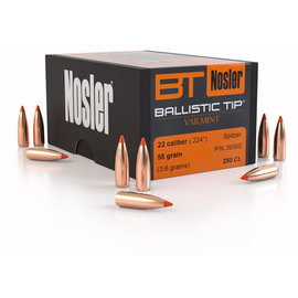 Nosler Nosler Ballistic Tip Varmint Bullets