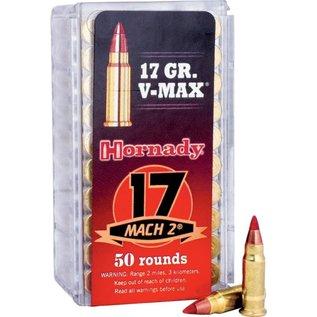 Hornady Hornady Varmint Express 17 MACH2  V-Max 17 gr 50 rnds