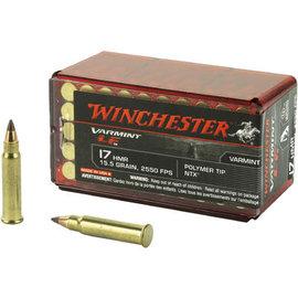 Winchester Winchester Varmint HV 17 hmr 17 gr V-Max 50 rnds