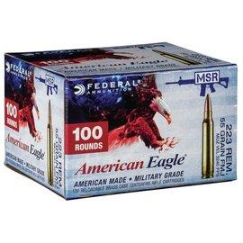 Federal Federal AE 223 Rem 55g FMJ 3240 fps, 100 rnds