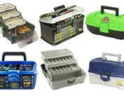 Tackle Boxes & Tools