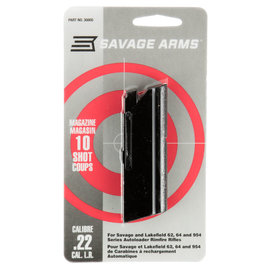 Savage Arms Savage 60 Series Magazine 22LR Blue 10Rd