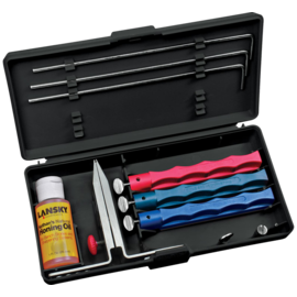 Lansky Lansky Standard Sharpening Kit 3-Hone System