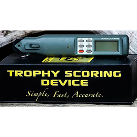 Rakulator Trophy Scoring Device