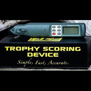 Rakulator Trophy Scoring Device