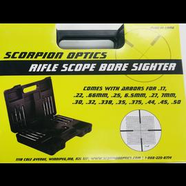 Scorpion Scorpion Boresighter Kit .17-.50 cal