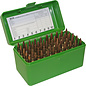 MTM MTM R-50 Series Ammo Box Green