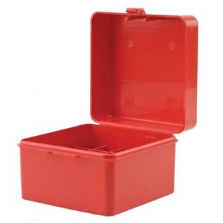 MTM MTM S-25-20-30 Ammo Box 25 rnd 20ga, Red