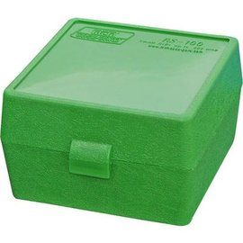 MTM MTM RS-100-10 Ammo Box 100 rnd