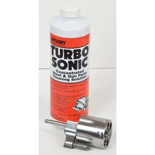 Lyman Lyman Turbo Sonic Gun Parts Cleaning Solution