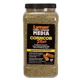 Lyman Lyman Turbo Tumbler Corncob Media 6lb