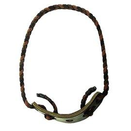 Neet Braided Rope Bow Sling, Brown/Black