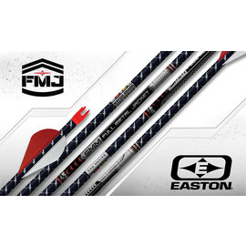 "Easton Easton 5mm FMJ Arrows ""X""  6 pk"