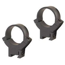 """Warne Warne Rings 722M 1"""" High for 11mm or Dovetail"""