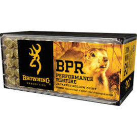 Browning Browning BPR 22 Win Mag 40 gr JHP, 1910 fps, 50 rnds