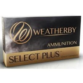 Weatherby Weatherby Select Plus Rifle Ammo
