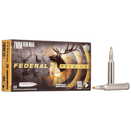 Federal Federal Premium Trophy Bonded Ammo