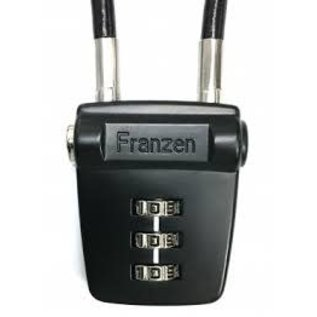 Franzen Franzen Combo Cable Gun Lock