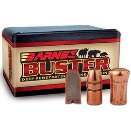 Barnes Barnes Buster Bullets (.458) 400 Gr Flat Nose Flat Base 50 rnds
