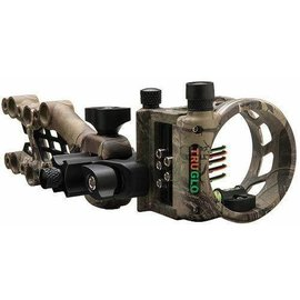TruGlo TruGlo Carbon Hybrid 5 Pin  Sight Camo