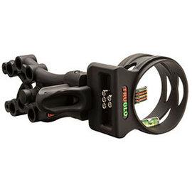 TruGlo TruGlo Carbon Xtreme 5 pin Sight Black