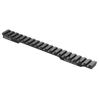 Weaver Remington 700 20 MOA Weaver Rail