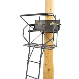 River's Edge Rivers Edge Ladderstand, Relax, 2-Man