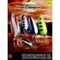 Len Thompson Len Thompson  5 Pce Platinum Series Kit - 1 oz; 3/4 oz; 5/8 oz; 1/2 oz; 1/4 oz