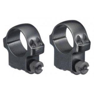 "Ruger Ruger M77 2-Piece Steel Scope Rings 4B/5B 1"" Medium"