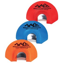 Rocky Mountain Hunting Calls Steve Chappell 3 Pack Signature Series Elk Diaphragms