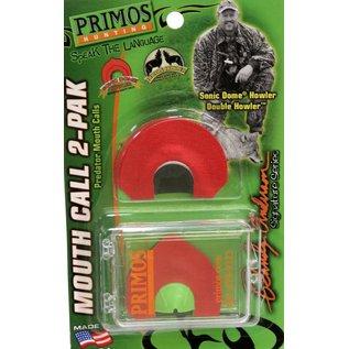 Primos Primos Randy Anderson Mouth Call 2 Pak Predator