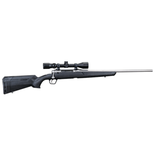 Savage Arms 223 Rem  -  Savage Axis XP Stainless, 3-9x40 Weaver Scope
