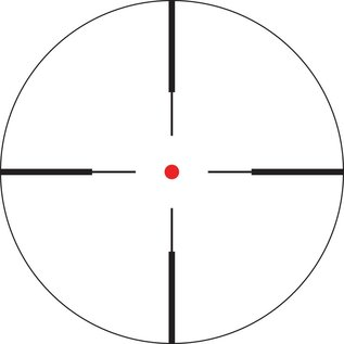 Vortex Vortex Crossfire II 3-9x50 Riflescope (1-Inch) V-Brite