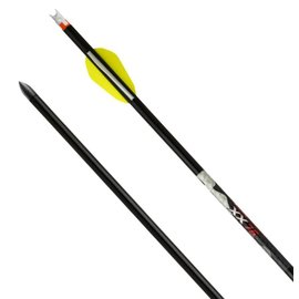 "Wicked Ridge Wicked Ridge XX75 20"" Aluminum Crossbow Arrows .003"" with Alpha Nocks Pack of 6"