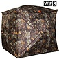World Famous Sports Ground Blind 58x58x65 Burly Camo