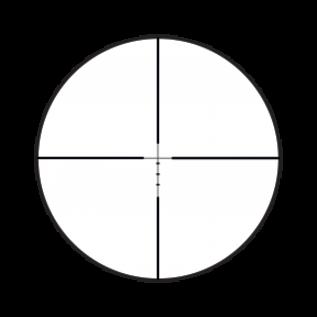 Burris Burris Droptine 4.5-14x42mm Ballistic Plex