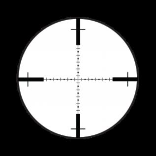 Burris Burris Droptine 4.5-14x42mm  G2B Mil-Dot